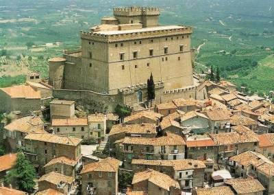 Rocca di Soriano