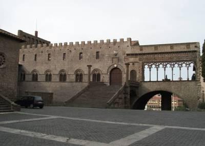 Quartiere medioevale - Viterbo