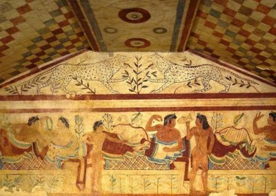 Museo degli Etruschi - Tarquinia