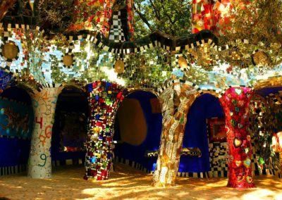 Parco dei tarocchi - Capalbio